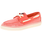 Sperry Top-Sider - Bahama 2-Eye (Coral Jersey (Sequins))