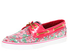 Sperry Top-Sider - Bahama 2-Eye (Berry Floral (Sequins))