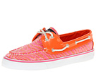 Sperry Top-Sider - Bahama 2-Eye (Pink/Orange Zebra (Sequins))