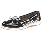 Sperry Top-Sider - Angelfish (Black/Zebra (Sequins))