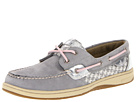 Sperry Top-Sider - Bluefish 2-Eye (Charcoal/Grey Houndstooth (Sequins)) - Footwear