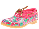 Sperry Top-Sider - Cormorant (Berry Floral/Berry)
