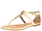 Sperry Top-Sider - Summerlin (Sand/Gold Glitter)