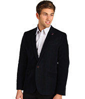 Ted Baker - Switzz Denim Look Velvet Blazer