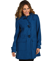 Vince Camuto - Hooded Toggle Coat