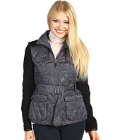 Vince Camuto - Mixed Media Quilted Jacket