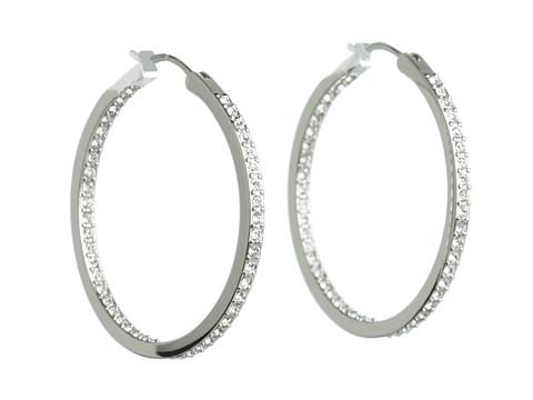 Fossil Glitz Hoops Small Earrings