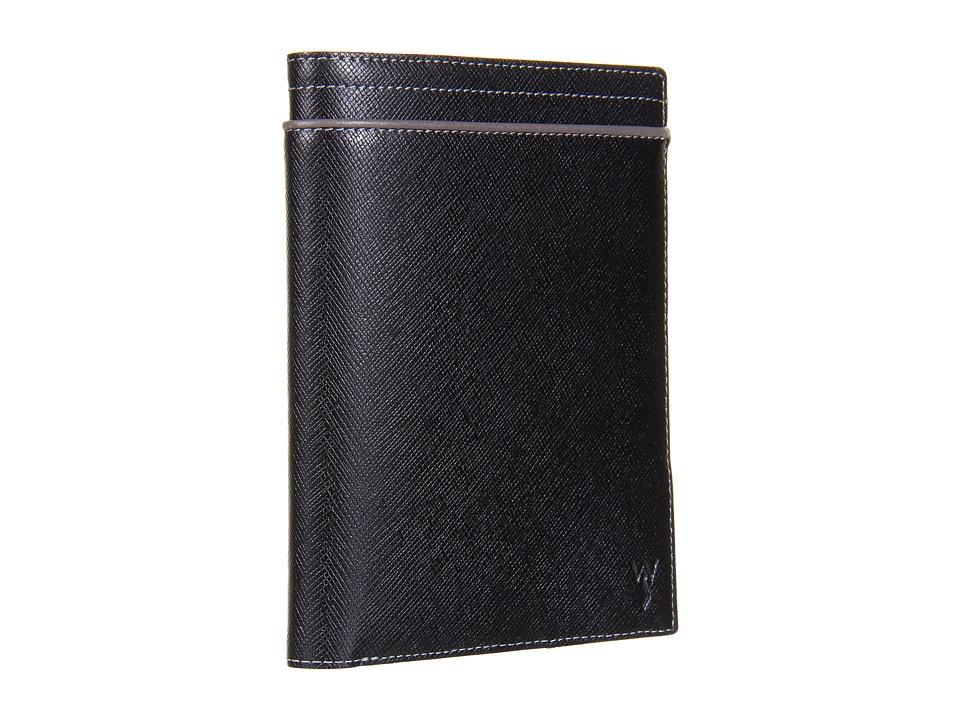 w rkin stiffs Wurkin RFID Blocked Passport Wallet Grey Wallet Handbags