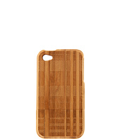 würkin stiffs - Plaid Bamboo Phone Cover