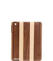würkin stiffs - Dark Walnut Stripe Tablet Case