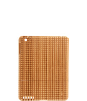 würkin stiffs - Bamboo Houndstooth Tablet Cover