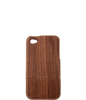 würkin stiffs - Walnut Solid Phone Cover
