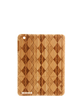 würkin stiffs - Bamboo Argyle Tablet Case