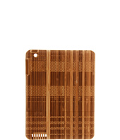 würkin stiffs - Plaid Bamboo Tablet Cover