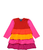 Toobydoo - Girls' Spandex Ruffle Dress (Infant/Toddler)