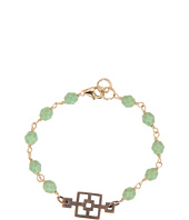 I Adorn U - Minty Bronze Cinder Block Party Bracelet