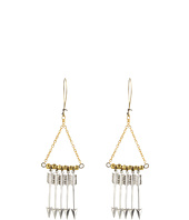 I Adorn U - Arrows and Brass Earring