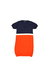 Toobydoo - Girls' S/S Block Dress (Toddler/Little Kids/Big Kids)