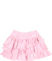 Toobydoo - Girl's Stretch Ruffle Skirt (Toddler/Little Kids/Big Kids)