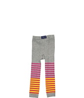 Toobydoo - Girl's Yellow, Fuschia, Grey Stretch Tight (Toddler/Little Kids/Big Kids)