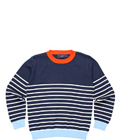 Toobydoo - Boys' Multi Stripe Crew (Toddler/Little Kids/Big Kids)