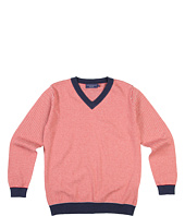 Toobydoo - Boys' Striped V-Neck Sweater (Little Kids/Big Kids)