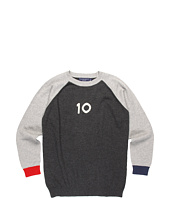 Toobydoo - Boys' Cotton Cashmere Baseball Sweater 10 (Little Kids/Big Kids)