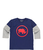 Toobydoo - Boys' Rhino Tee (Toddler/Little Kids/Big Kids)