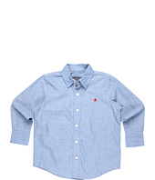 Toobydoo - Boys' Woven Chambray Dress Shirt (Toddler/Little Kids/Big Kids)