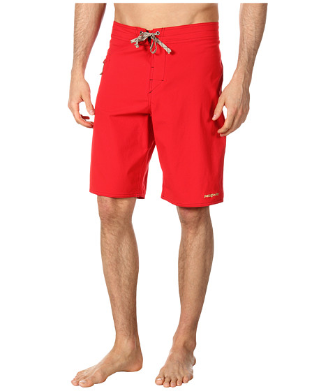 Shop Patagonia - Stretch Wavefarer Board Short Red Delicious  and Patagonia online - Men, Clothing, Swimwear, Swimsuit Bottoms online Store