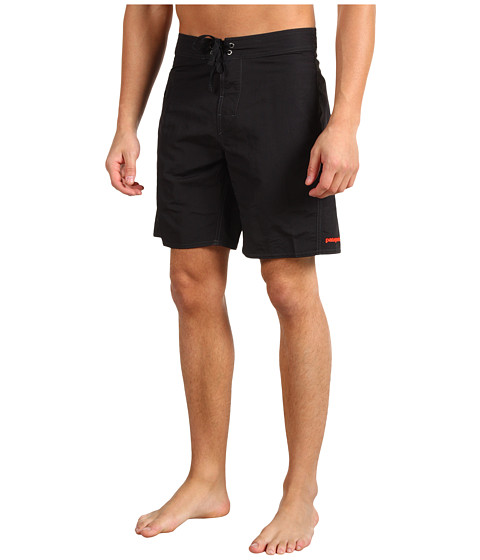 Shop Patagonia - Minimalist Wavefarer Board Short - 19 Black  and Patagonia online - Men, Clothing, Swimwear, Swimsuit Bottoms online Store