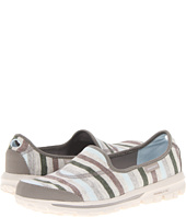 SKECHERS - GOwalk - Stripy