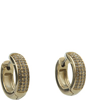 Fossil - Vintage Glitz Huggie Earrings