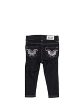 Levi's® Kids - Girls' Sabina Butterfly Denim Legging (Infant)