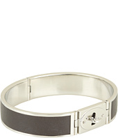 Fossil - Iconic Turn Link Leather Bracelet