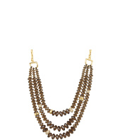 Fossil - Vintage Revival Smoky Strands Necklace