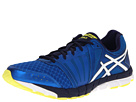 ASICS - GEL-Lyte33 2 (Electric Royal/White/Flash Yellow) - Footwear