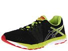 ASICS - GEL-Lyte33 2 (Black/Lime/Red) - Footwear