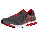 ASICS - GEL-Lyte33 2 (Titanium/Chili/Black) - Footwear