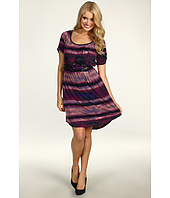 Jessica Simpson - Short Sleeve Dress w/ Belt