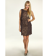 Jessica Simpson - Lace Panel Sleeveless Dress