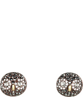 Fossil - Glitz Motif Owl Stud Earrings