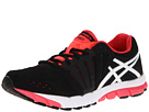 ASICS - GEL-Lyte33 2 (Black/White/Pink) - Footwear
