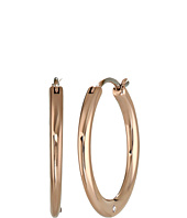 Fossil - Rose Gold Basic Circle Earrings