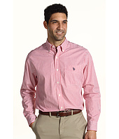 U.S. Polo Assn - Long Sleeve Striped Woven