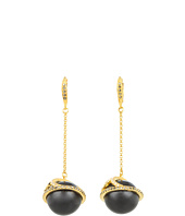 Judith Jack - 60196629 Gold Matrix PE Linear Earring