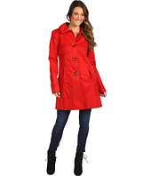 Ivanka Trump - Grosgrain Trim Trench C1001