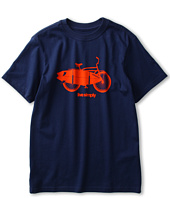 Patagonia Kids - Boys' Live Simply® Surf Bike T-Shirt (Little Kids/Big Kids)