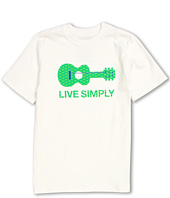 Patagonia Kids - Boys' Live Simply® Guitar T-Shirt (Little Kids/Big Kids)