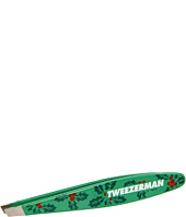 Tweezerman - Holly Leaves Mini Slant Tweezer